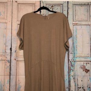 Zara loose fitting dress